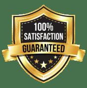Utah Mobile Auto Glass: 100 percent satisfaction guaranteed logo