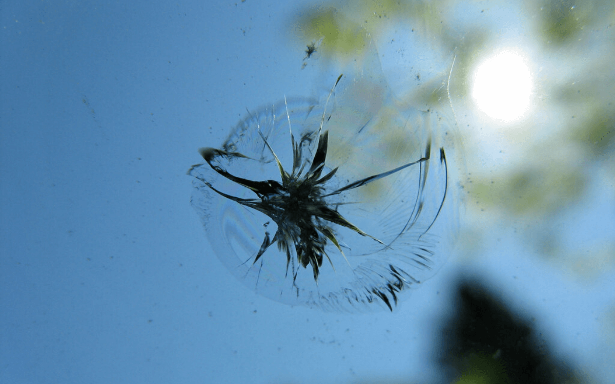 Sandy Utah Rock Chip Repair Windshield