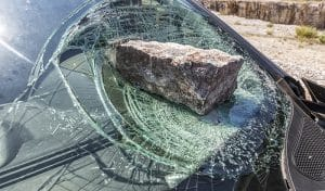 The Importance of Repairing a Windshield Rock Chip Fast