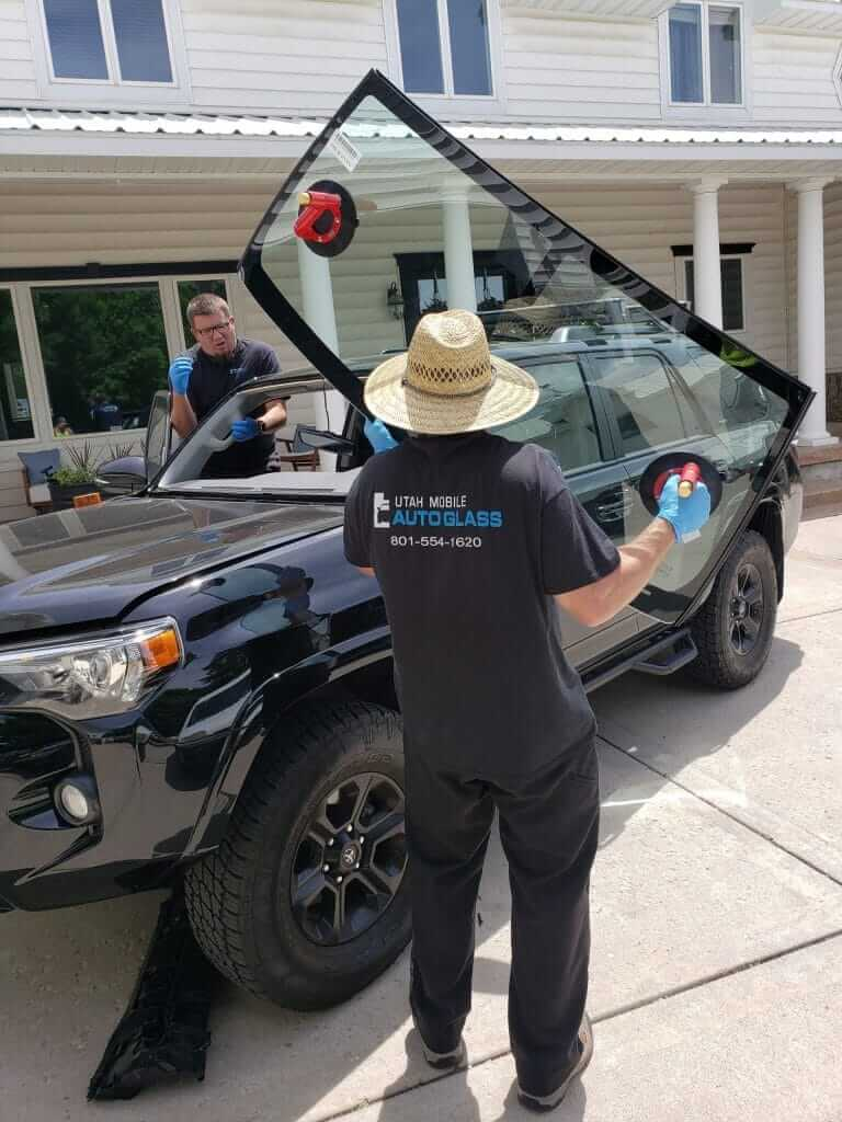 utah mobile windshield replacement services